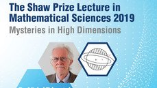 The Shaw Prize Lecture in Mathematical Sciences 2019