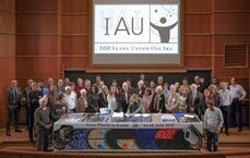 1st IAU–Shaw Workshop