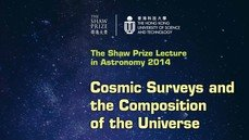 The Shaw Prize Lecture in Astronomy 2014