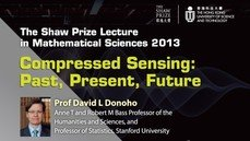 The Shaw Prize Lecture in Mathematical Sciences 2013