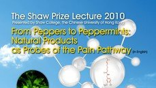 The Shaw Prize Lecture in Life Science and Medicine 2010