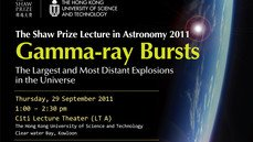 The Shaw Prize Lecture in Astronomy 2011