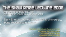 The Shaw Prize Lecture in Astronomy 2006