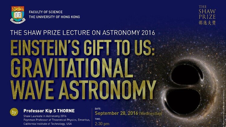 The Shaw Prize Lecture in Astronomy 2016